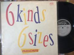JAZZ! Парашют / Parachute - 6 kinds 6 sizes - JP LP 1980 фьюжн