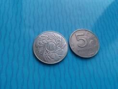 Бурунди 10 франков 2011 unc