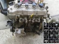Двигатель QG16DE Nissan Primera P12 1.6 106 л. с