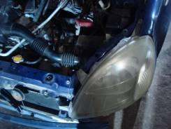 Toyota Vitz. 1CZ
