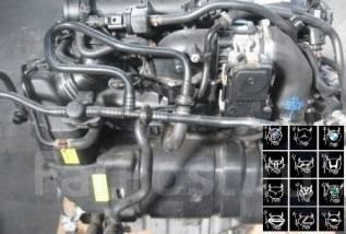 Двигатель. Volkswagen Tiguan