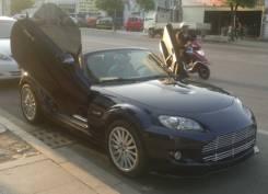 Бампер. Mazda MX-5, NC. Под заказ