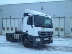 Mercedes-Benz. Тягач 6x4 2641S, 2010г., 282т. к, 12 000 куб. см., 19 000 кг.