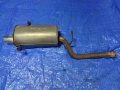 Глушитель. Subaru Forester, SG5, SG9, SG Двигатель EJ205