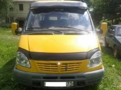 ГАЗ Газель Микроавтобус. Продам микроавтобус Газель 3221, 2 400 куб. см., 13 мест