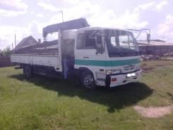 Nissan Diesel UD. Nissan diesel ud, 9 200 куб. см., 5 000 кг.