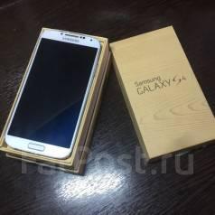 Samsung Galaxy S4. Б/у