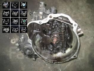 Механическая коробка переключения передач. Chevrolet Aveo, T250