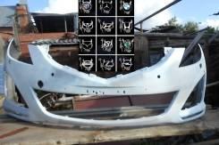 Бампер передний mazda 6 GH GDK450031DBB, GDK450031FAA