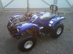 Yamaha Grizzly 125. исправен, есть птс, с пробегом