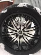 Топовые колеса 2Crave Escalade Tahoe QX. 9.5x22 3x98.00, 6x139.70 ET15