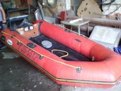 Лодка пвх. Год: 2014 год, длина 3,20м., двигатель подвесной, 15,00л.с.