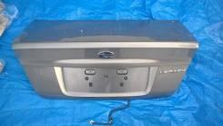 Крышка багажника. Subaru Legacy B4, BL9, BLE, BL5 Subaru Outback, BP9, BPE Subaru Legacy, BLE, BP5, BL5, BP9, BL9, BPE Subaru Legacy Wagon, BPE Двигат...