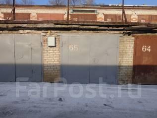 Гаражи капитальные. улица Подгаева 1, р-н Центральный, 17 кв.м., электричество