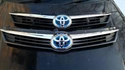 Решетка радиатора. Toyota Camry, ASV50, ASV51, GSV50, AVV50 Двигатели: 6ARFSE, 2ARFXE, 2ARFE, 2GRFE