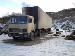 BF9160, 2006. Полуприцеп фургон 120 кубов, 40 000 кг.