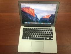 "Apple MacBook Air 13 2013 Mid. 13.3"", 1,3 ГГц, ОЗУ 4096 Мб, диск 256 Гб, WiFi, Bluetooth"
