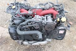 Двигатель. Subaru Impreza WRX STI Subaru Impreza, GDB Двигатель EJ207