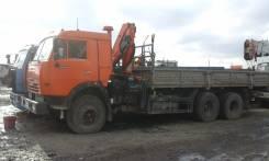 Камаз 53229. Продам а/м Камаз 53226 с КМУ, 10 850 куб. см., 14 200 кг.