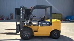Heli CPCD50. Вилочный дизельный погрузчик , 5 000 кг.