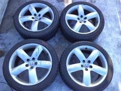 Peugeot. 8.0x18, 5x108.00, ET41, ЦО 74,0мм.
