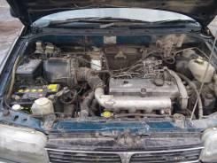 Двигатель. Mitsubishi RVR Двигатель 4D68