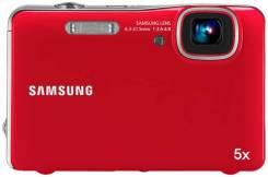 Samsung WP10. 10 - 14.9 Мп, зум: 5х