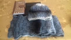 Шапка и шарф. 57