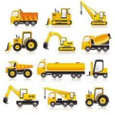 Обслуживание и ремонт грузовиков и спецтехники.