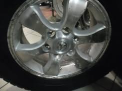 Toyota Land Cruiser Prado. 7.5x17, 6x139.70