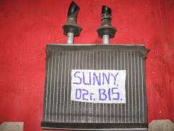 Радиатор печки Nissan Sanni FB15 230Х190Х35