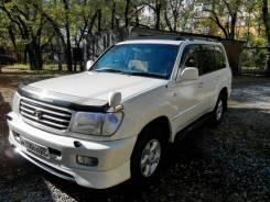 Toyota Land Cruiser. автомат, 4wd, 4.7 (235 л.с.), бензин, 194 000 тыс. км