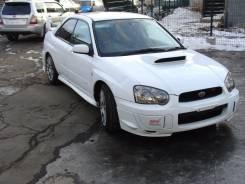 Subaru Impreza WRX. GDA, EJ205