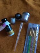 Формы для наращивания ногтей.