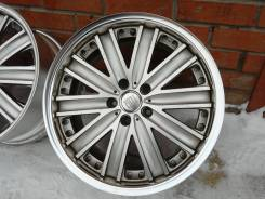 OZ Racing Canova. 8.0x18, 5x114.30, ET36, ЦО 73,1 мм.