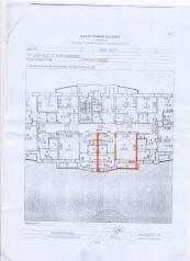 1-комнатная, улица Ладыгина 2д. 64, 71 микрорайоны, агентство, 50 кв.м. План квартиры