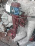 Ветерок. 8,00л.с., 2х тактный, бензин, нога S (381 мм), Год: 1999 год