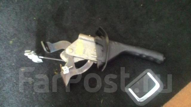 Ручка ручника. Subaru Legacy B4, BE5 Двигатели: EJ20, EJ202, EJ203, EJ204, EJ20X