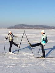 Лыжные маршруты в Приморье. 28,29 января