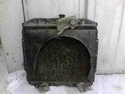 Радиатор охлаждения двигателя. ГАЗ 53