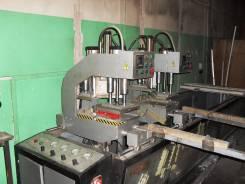 Оборудование для производства окон и стеклопакетов.