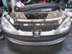 Ноускат. Peugeot 206, 2A/C