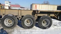Cimc. Полуприцеп CIMC THT, 54 700 кг.
