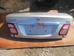 Крышка багажника. Nissan Bluebird Sylphy, QNG10, QG10 Двигатели: QG15DE, QG18DE