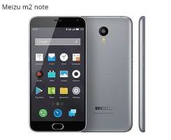 Meizu M2 Note. Б/у