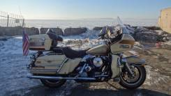 Harley-Davidson Touring Electra Glide Ultra Classic. 1 360 куб. см., исправен, птс, без пробега