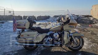 Harley-Davidson Electra Glide Ultra Classic. 1 360 куб. см., исправен, птс, без пробега