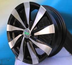 Sakura Wheels. 6.0x15, 4x114.30, ET40, ЦО 66,1мм.