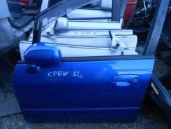 Дверь боковая. Mazda Premacy, CPEW Двигатель FSZE