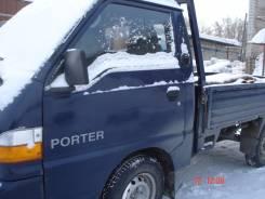 Hyundai H100. Hunday Porter, 2 400 куб. см., 1 000 кг.